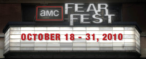 Become a Fan of AMC Fearfest on Facebook