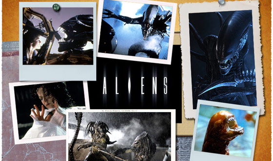 Scarily Precious Memories &#8211; The <em>Alien</em>-Family Photo Album