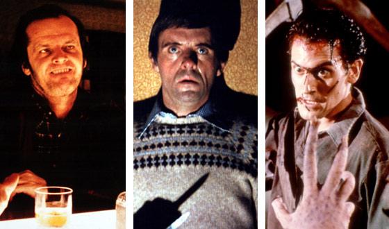 Jack Nicholson Is a Great Leading Man, But Is He the Best Bleeding Man of AMC Fearfest?