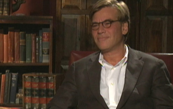 Video – Aaron Sorkin Says His Social Network Script Is Thoroughly Researched