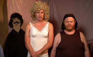 Video &#8211; <em>Dawn of the Dead</em> in Drag and Under Two Minutes