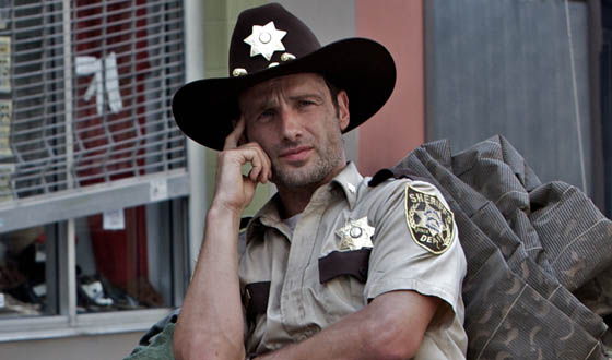 Q&A – Andrew Lincoln (Rick Grimes)