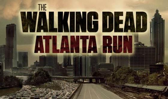 Would You Survive on <em>The Walking Dead</em>? Find Out With AMC&#8217;s <em>Atlanta Run</em> Adventure Game