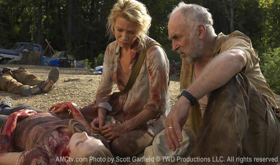 "Season 1 Episode 5, ""Wildfire"" – Online Extras"