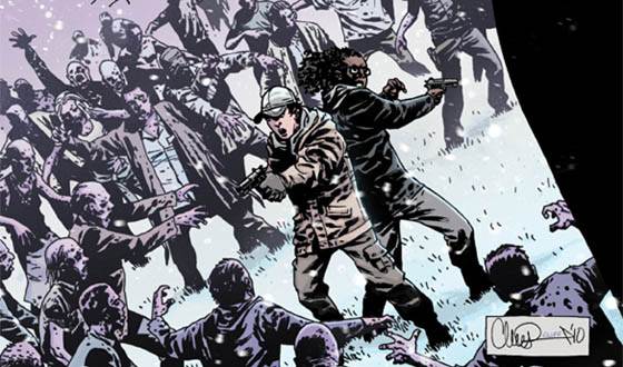 Sneak Peek &#8211; <em>The Walking Dead</em> Issue 79