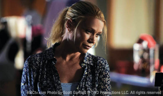 Q&A – Laurie Holden (Andrea)
