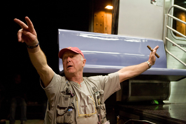 Q&A – Unstoppable's Tony Scott Compares Denzel Washington to Gene Hackman and Tells Us Why He Didn't Film in 3-D