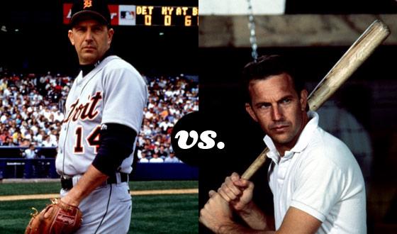 Costner? Redford? Geena Davis? Who's the MVP of Baseball Stars?