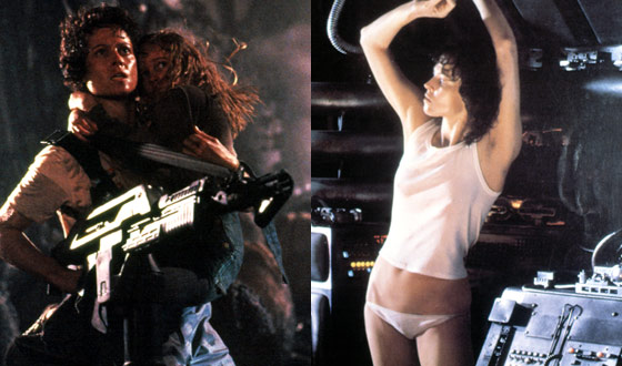 When a Man Loves a Woman Who Can Totally Kick His Ass &#8211; A Love Letter to Ripley of <em>Aliens</em>