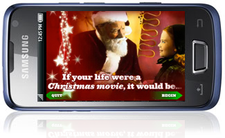 Christmas-Movie Game on Google Android