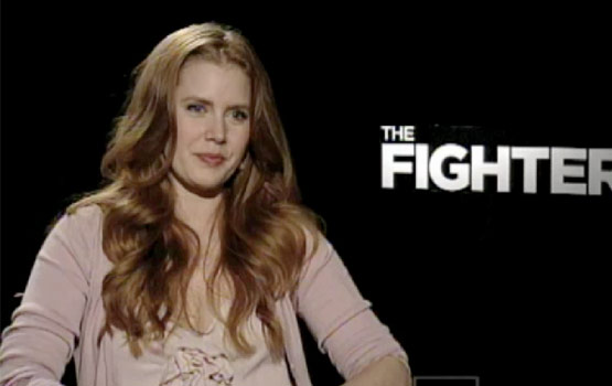 Video – Amy Adams Roughs It Up in The Fighter
