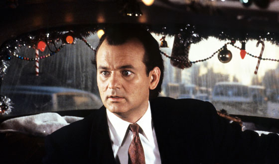 Is Your Life Like <em>Scrooged</em>? Or More Like <em>Miracle on 34th Street</em>? Find Out Immediately!