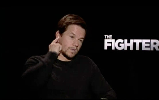 Video – Mark Wahlberg Plays His Hometown Hero in The Fighter