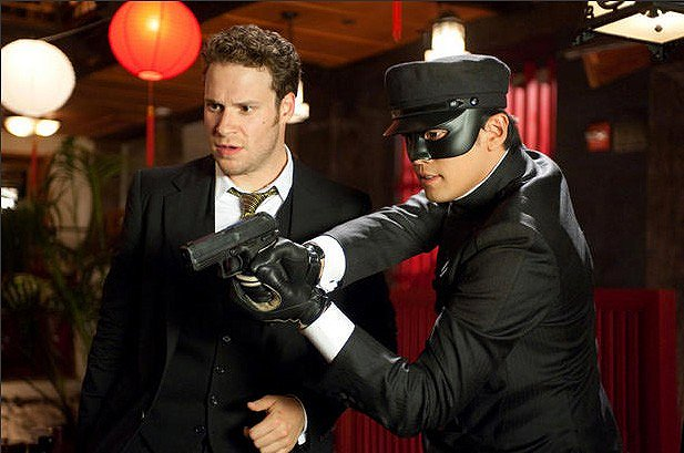 Q&A – The Green Hornet's Seth Rogen on Body Counts, James Franco, and Potential Sequels