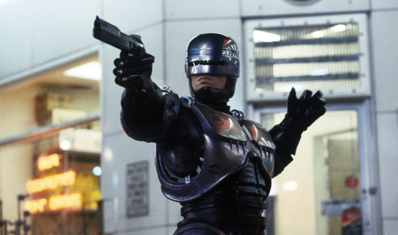 When It Comes to Armed Attack, Only Nine Weapons Outclass Robocop's Hip Gun
