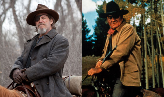 Can the New <em>True Grit</em> Earn the New Rooster Cogburn an Oscar, Too?