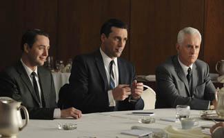 <em>Mad Men</em>&#8216;s Dan Bishop Wins Top Prize at Art Directors Guild Awards