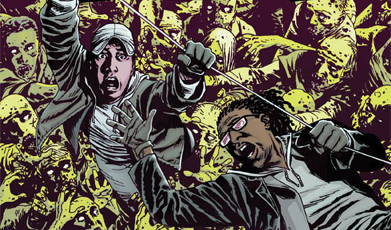 Sneak Peek &#8211; <em>The Walking Dead</em> Issue 81