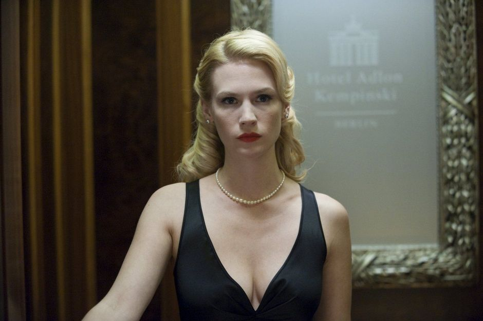 Q&A – January Jones and Diane Kruger on Mad Men, X-Men, and Unknown Thrills