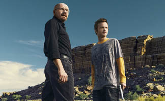 <em>Breaking Bad</em> No. 2 on <em>Screen Junkies</em> All-Time List, Cranston Talks Season 4 With <em>EW</em>
