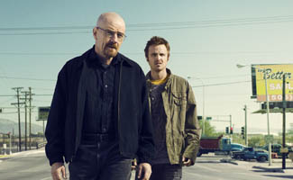 Vince Gilligan Chats With <em>GQ</em>;  <em>Variety</em> and <em>MTV</em> On Saturn Nominations