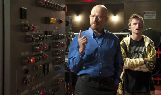 <em>Breaking Bad</em> Nabs Five Saturn Awards Nominations