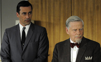 <em>Mad Men</em> Wins Big at WGA Awards, Picking Up Two Top Prizes for Dramatic Writing