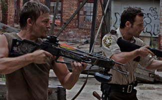 <em>The Walking Dead</em> Gets a Video Game; <em>FEARNet</em> Previews Season 1 DVD Set