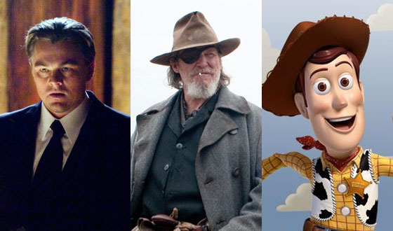 <em>Inception</em>, <em>True Grit</em>, or <em>Toy Story 3</em>? The Time Has Come to Rank the Best Movies of 2010