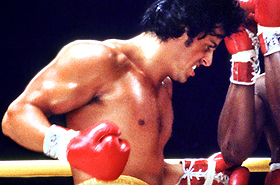 Who Is Rocky Punching? Photo Quiz