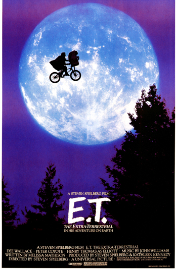 Most Iconic Movie Posters 5 - 7. E.T.: The Extra-Terrestrial