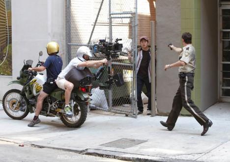 The Walking Dead Season 1 Behind the Scenes Photos 18 - The Walking Dead Season 1 Behind the Scenes Photos