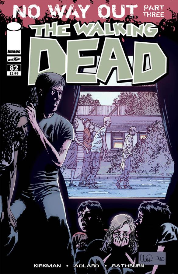 Issue 82 - The Walking Dead - Sneak Peek 1 - Issue 82 - The Walking Dead - Sneak Peek