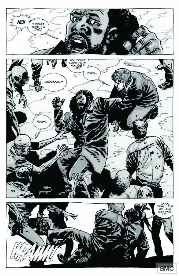 Issue 82 - The Walking Dead - Sneak Peek 2 - Issue 82 - The Walking Dead - Sneak Peek