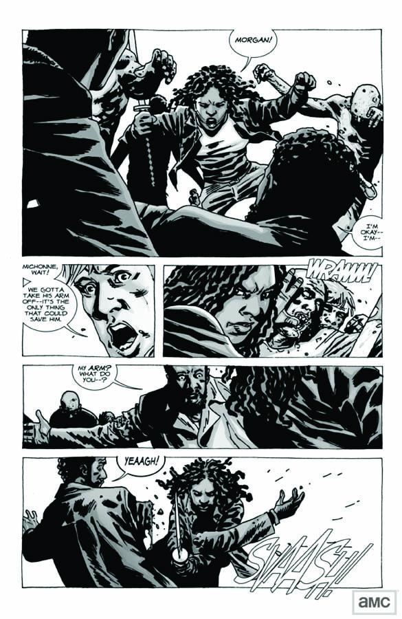 Issue 82 - The Walking Dead - Sneak Peek 3 - Issue 82 - The Walking Dead - Sneak Peek