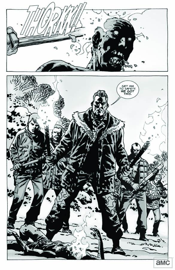 Issue 82 - The Walking Dead - Sneak Peek 5 - Issue 82 - The Walking Dead - Sneak Peek