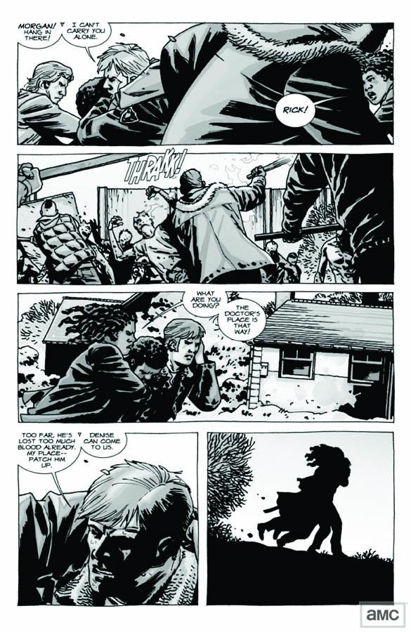 Issue 82 - The Walking Dead - Sneak Peek 6 - Issue 82 - The Walking Dead - Sneak Peek