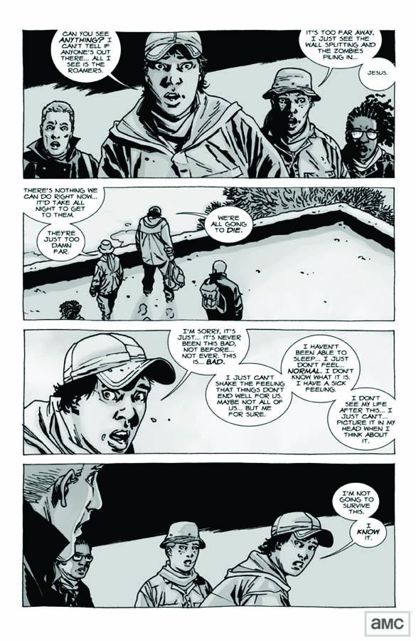Issue 82 - The Walking Dead - Sneak Peek 7 - Issue 82 - The Walking Dead - Sneak Peek