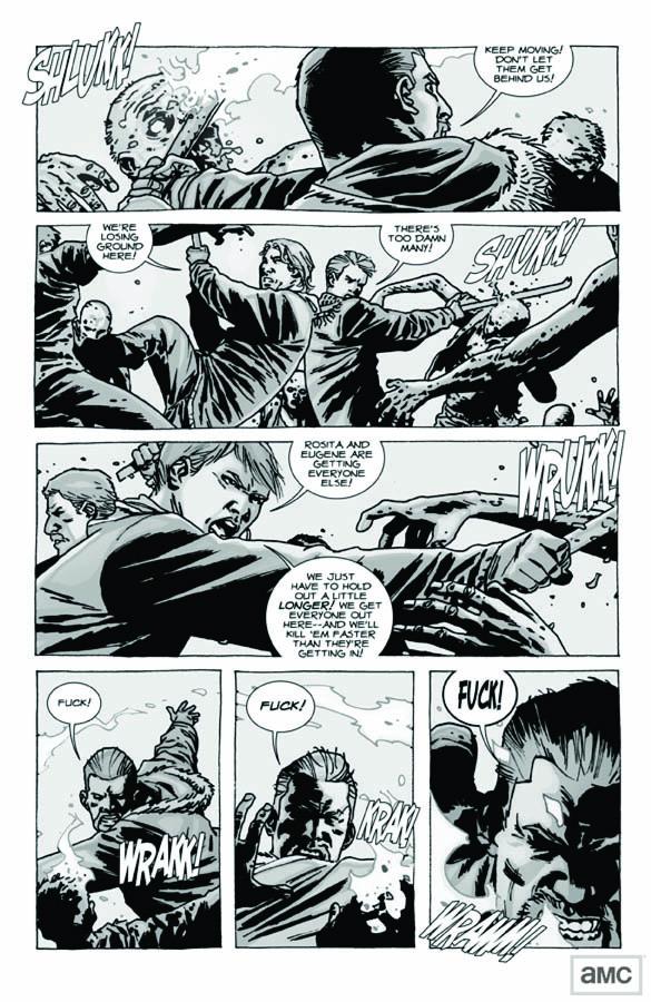 Issue 82 - The Walking Dead - Sneak Peek 8 - Issue 82 - The Walking Dead - Sneak Peek