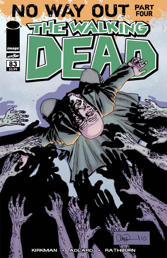Issue 83 - The Walking Dead - Sneak Peek 1 - Issue 83 - The Walking Dead - Sneak Peek