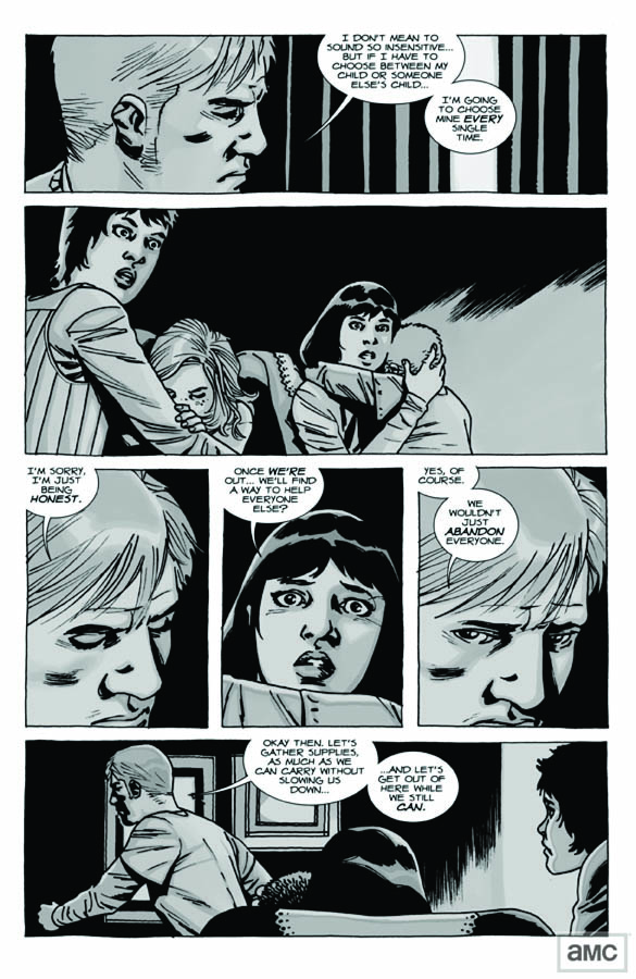 Issue 83 - The Walking Dead - Sneak Peek 2 - Issue 83 - The Walking Dead - Sneak Peek