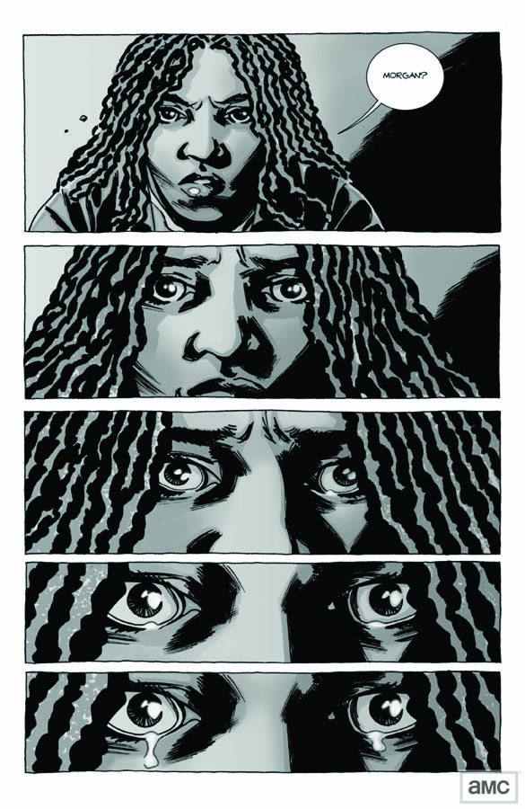 Issue 83 - The Walking Dead - Sneak Peek 4 - Issue 83 - The Walking Dead - Sneak Peek
