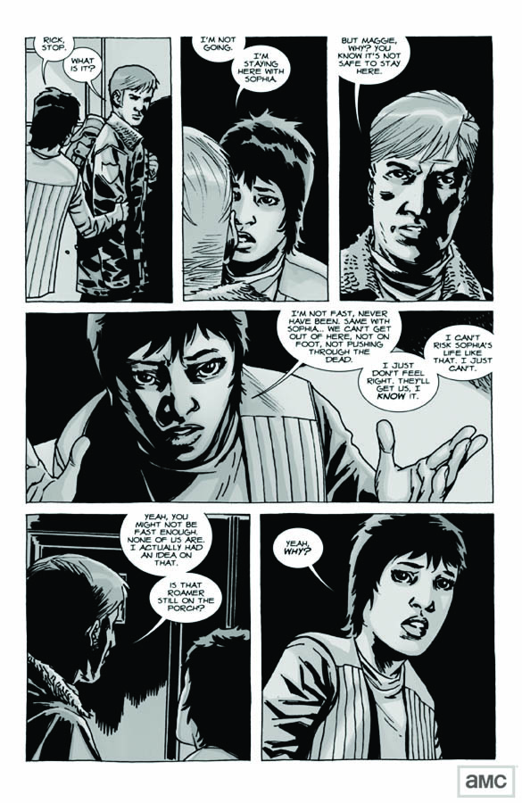 Issue 83 - The Walking Dead - Sneak Peek 5 - Issue 83 - The Walking Dead - Sneak Peek