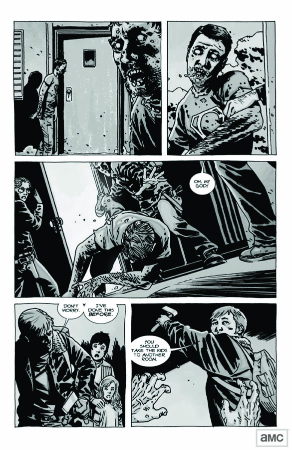 Issue 83 - The Walking Dead - Sneak Peek 6 - Issue 83 - The Walking Dead - Sneak Peek