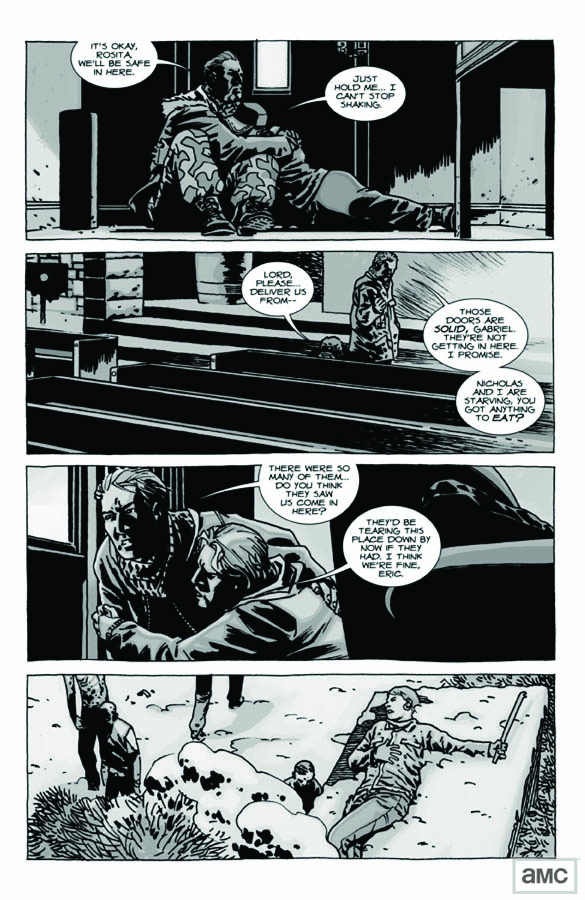 Issue 83 - The Walking Dead - Sneak Peek 7 - Issue 83 - The Walking Dead - Sneak Peek