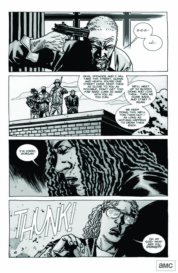 Issue 83 - The Walking Dead - Sneak Peek 8 - Issue 83 - The Walking Dead - Sneak Peek