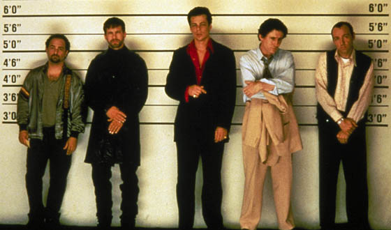 Did You Know That <em>The Usual Suspects</em> Has the Fifth-Most-Shocking Twist? Better Yet, Which Movie Has the First?
