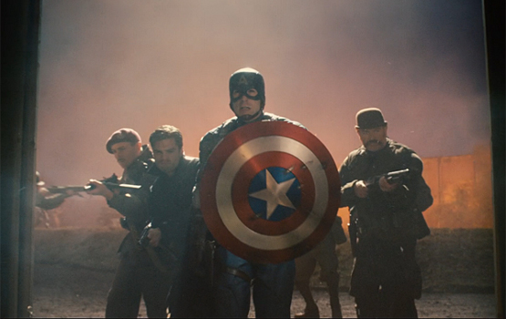 The Five Best Moments in the Captain America: The First Avenger Trailer