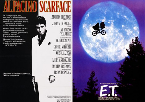 Most Iconic Movie Posters 1 - The Most Iconic Movie Posters