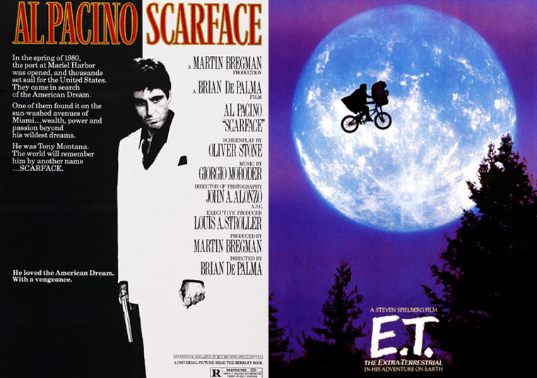 Most Iconic Movie Posters - AMC